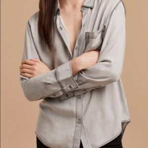 Aritzia Talula Button Down